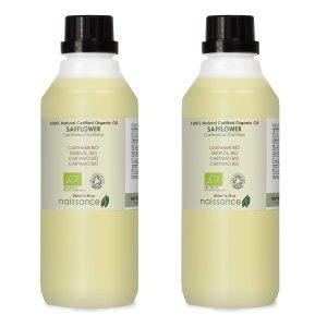 Naissance Cártamo BIO - Aceite Vegetal Prensado en Frío 100% Puro