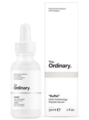 serum de peptidos the ordinary