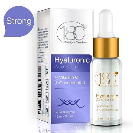 180 suero acido hialuronico vitamina c antienvejecimiento antiarrugas