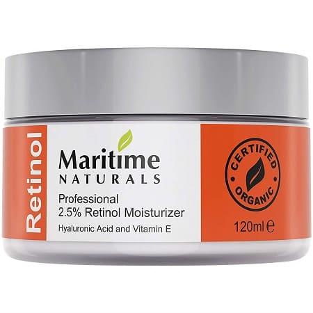 retinol 2'5% acido hialuronico vitamina e