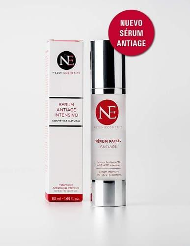 nezeni serum antiage efecto botox