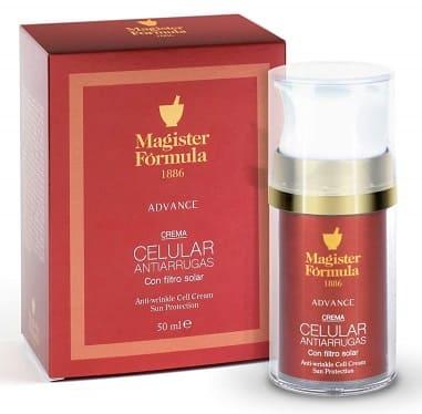 crema celular antiarrugas magister formula