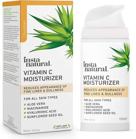 humectante vitamina c natural cosmetica