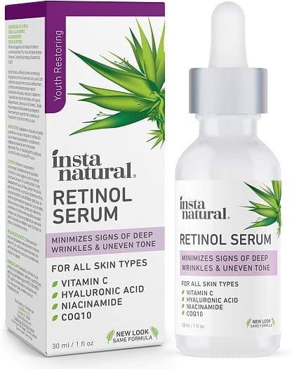 retinol instanatural