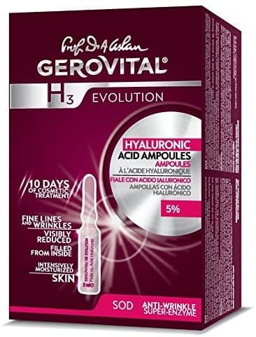 acido hialuronico ampollas
